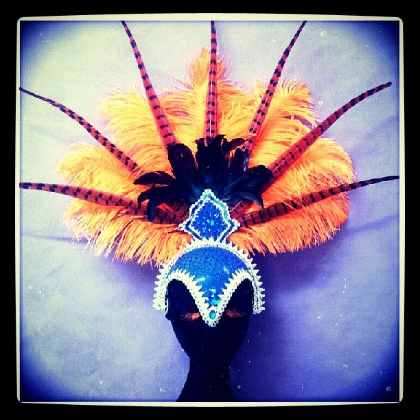 Electrique Samba Divalicious Headdress