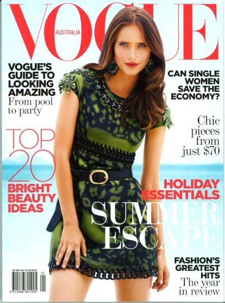 Vogue January 2009