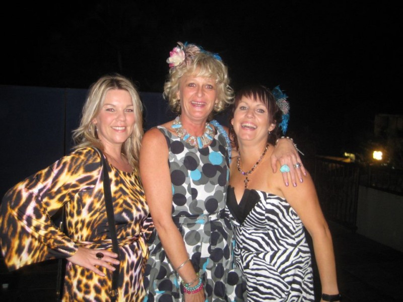 Frocktails Fashion Show Whitsundays Reef Festival
