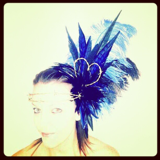 Fallen Angels Divalicious Fascinator
