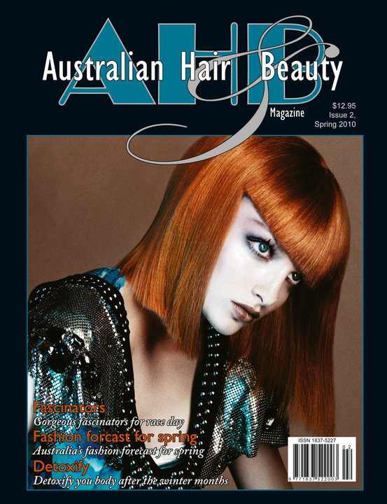 Australian Hair & Beauty Spring Edition 2010