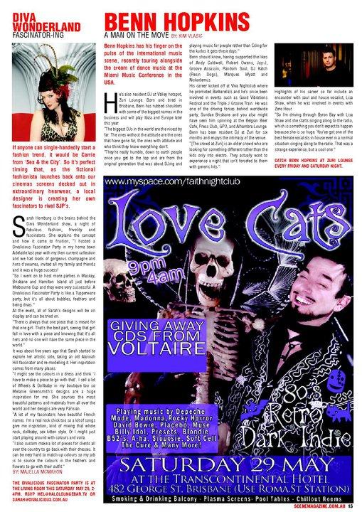 Scene Magazine May 2010
