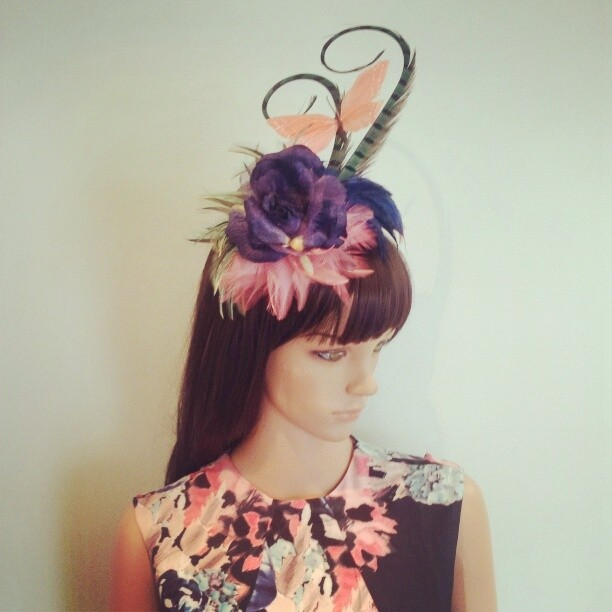 Angelina Divalicious Fascinator