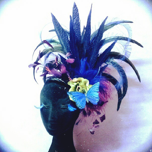 Angelique Divalicious Fascinator