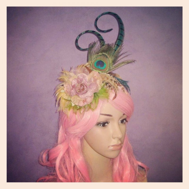 Arabella Divalicious Fascinator