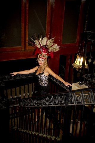 Carnival of Sins Divalicious Headdress