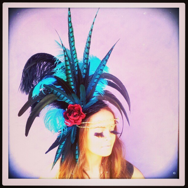 Dangerous Liaison Divalicious Headdress