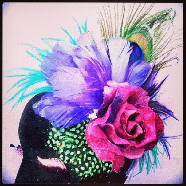 Diva Candy Drop Divalicious Fascinator