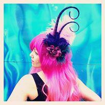 Diva Wonderland Divalicious Fascinator