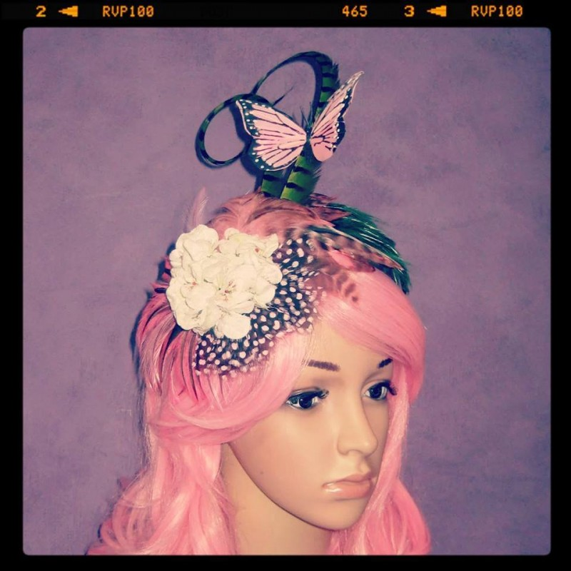 Fairy Meringue Divalicious Fascinator