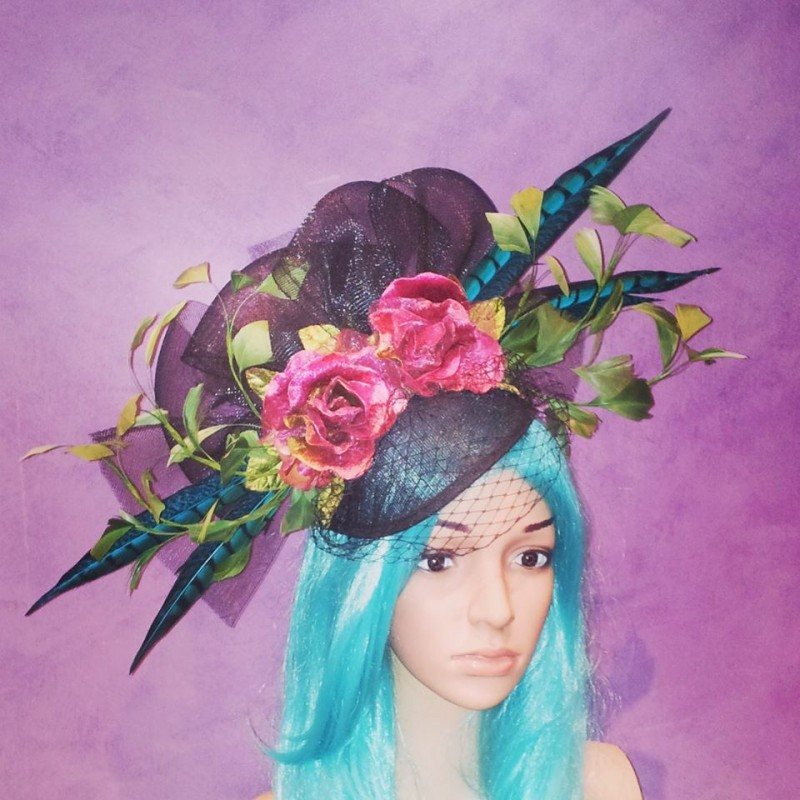 Gypsy Heart Divalicious Fascinator