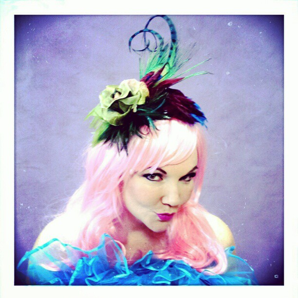 Gypsy Rose Divalicious Fascinator