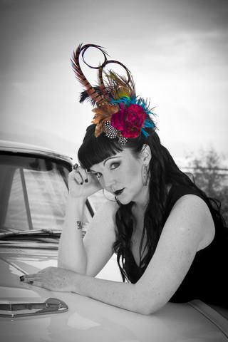 Harlotte Divalicious Fascinator