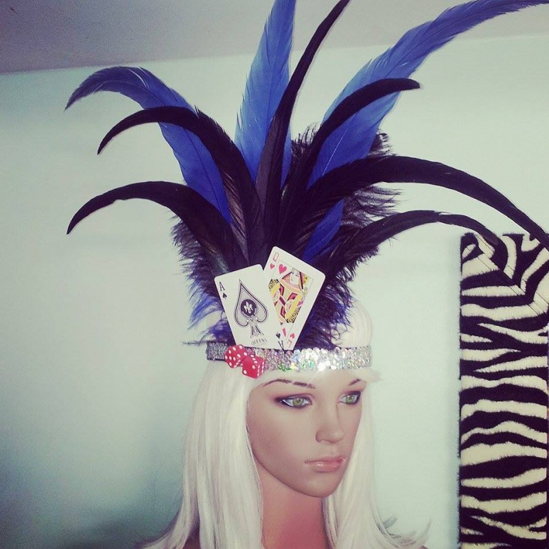 High Roller Divalicious Headband