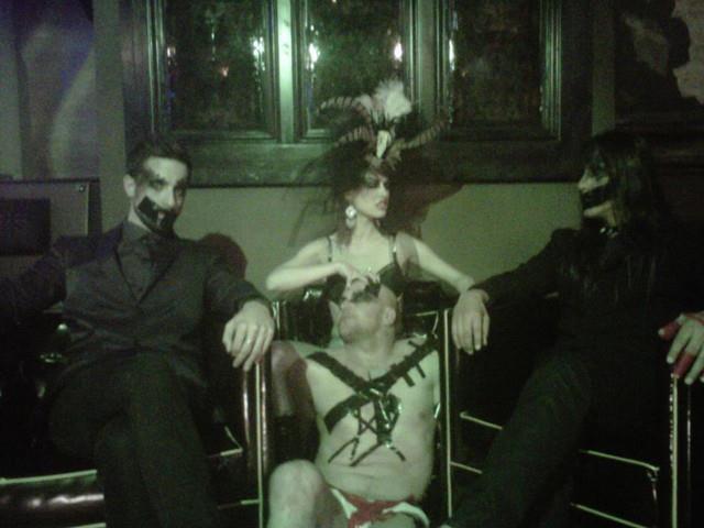 Sun of Agun's video 'Mashed Potato Heart' January 2012 LA