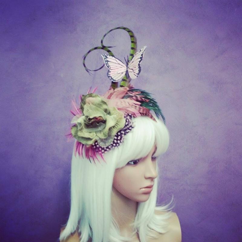 Jardin de la Fae Divalicious Headpiece