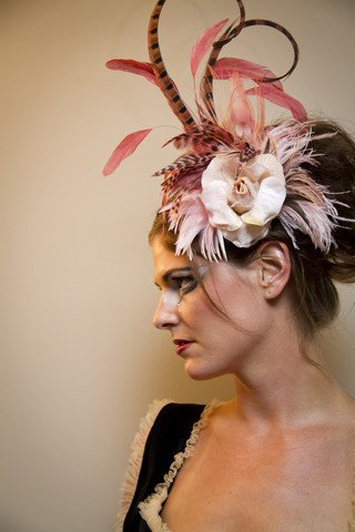 La Vie en Rose Divalicious Fascinator