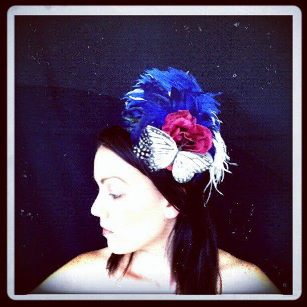 Liberty Belle Divalicious Fascinator