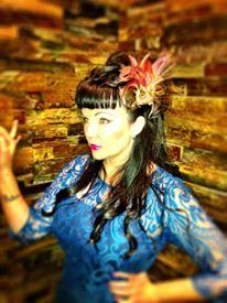 Lolita Divalicious Fascinator