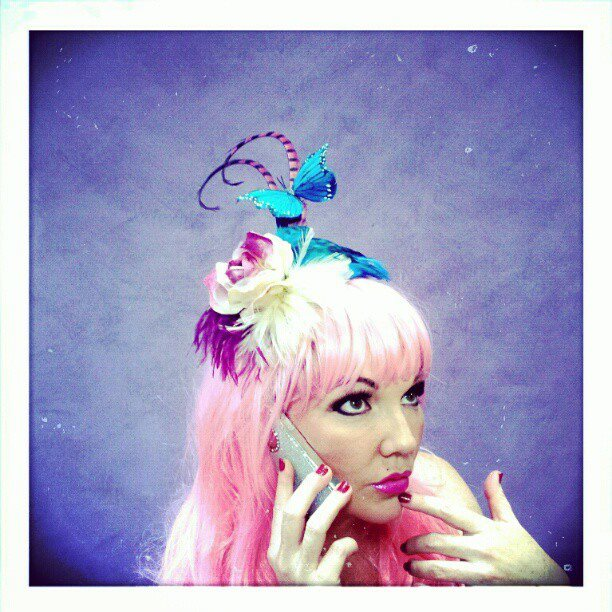 Lolly Doll Divalicious Fascinator