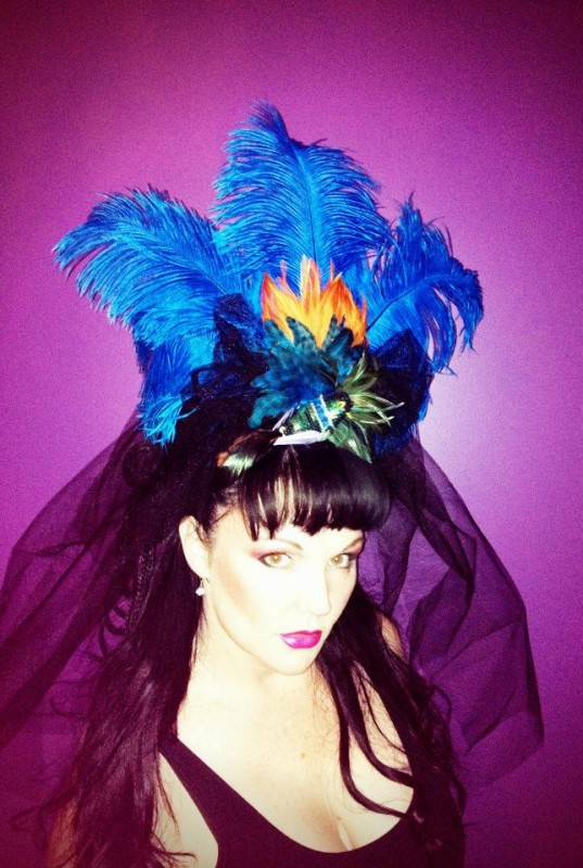 Madame le Feu Divalicious Headdress