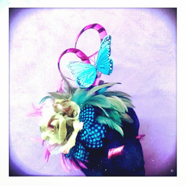 Mermaid Candy Divalicious Fascinator