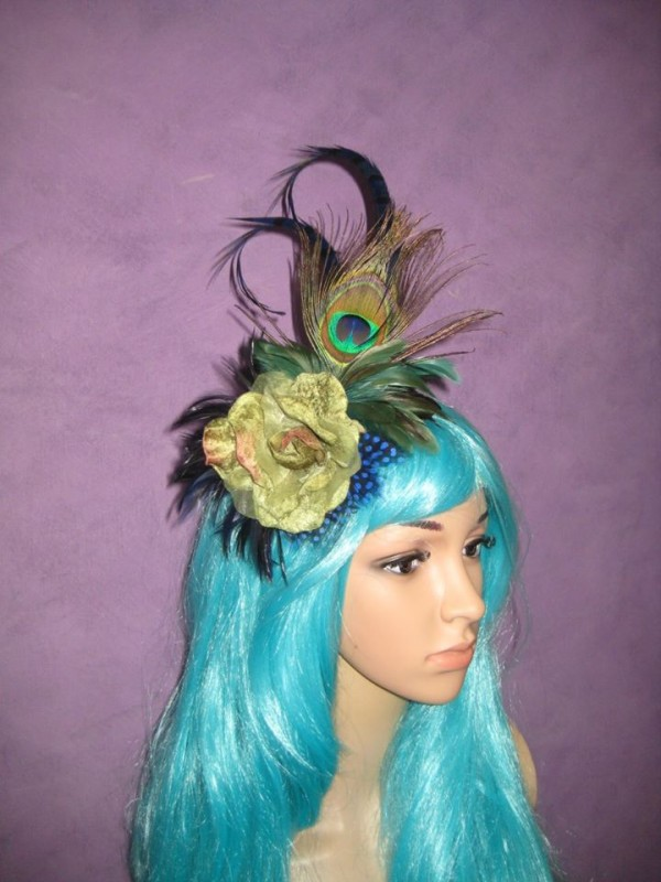 Mystique Divalicious Fascinator