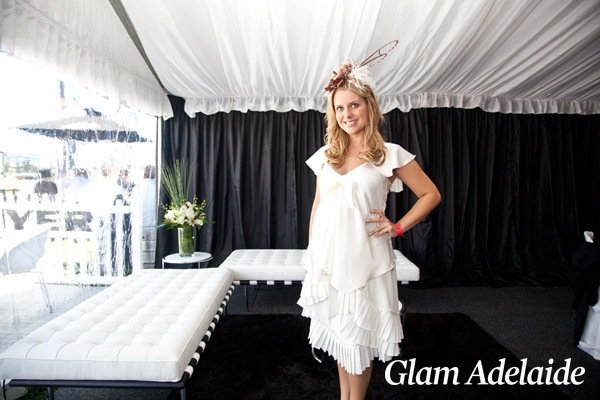 Glam Adelaide's Kelly Noble Adelaide Cup March 2011