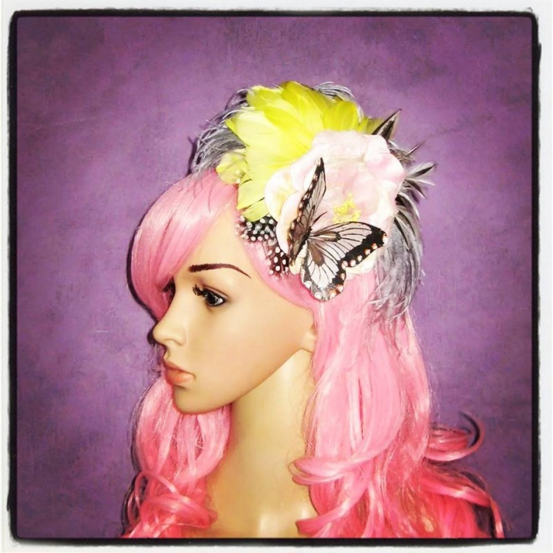 Pixie Star Dust Divalicious Fascinator