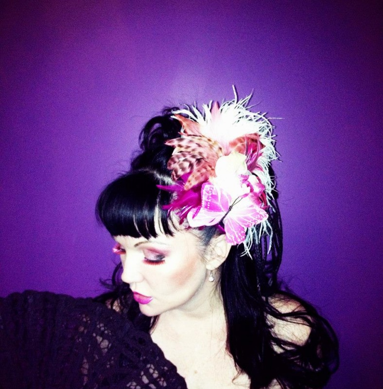 Pollianna Divalicious Fascinator