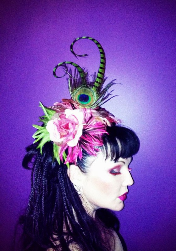 Tallulah Rose Divalicious Fascinator
