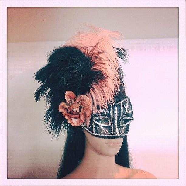 Temptress Divalicious Masquerade Mask