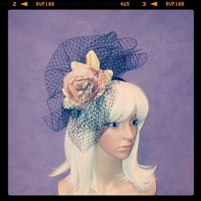 The Fairy Godmother Divalicious Fascinator