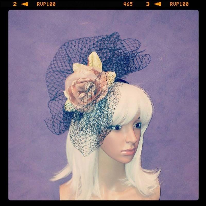 The Fairy Godmother Divalicious Fascinator
