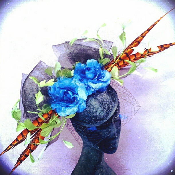 The Flamenco Queen Divalicious Fascinator