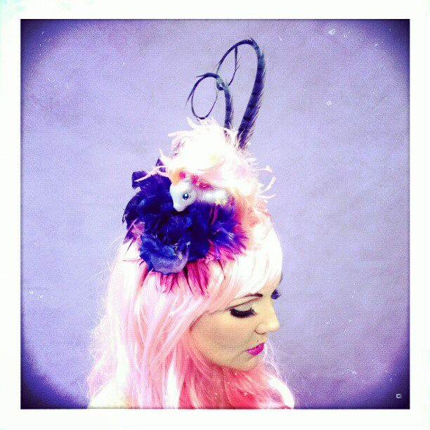 Twilight Sparkle Divalicious Fascinator