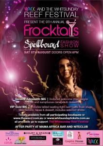 Frocktails Poster