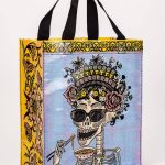Day of the Dead Handy Shopper Tote