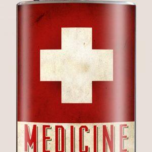 Trixie & Milo Medicine Hip Flask